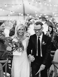 Hannah + James, Married at Home