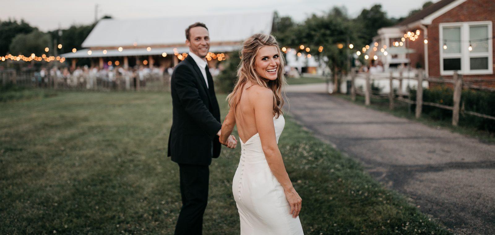 The Old School Wedding – Nashville, TN – Aly & Richie