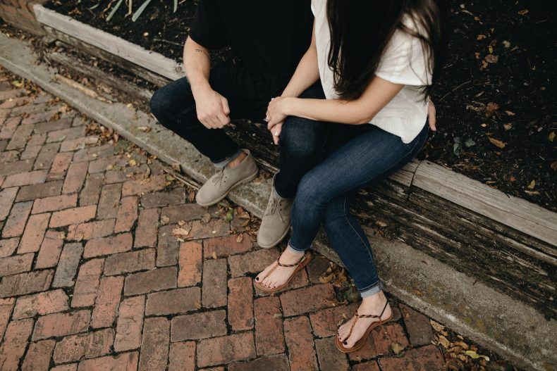 east nashville engagement style ideas