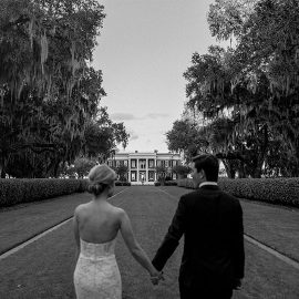 Ford Plantation Wedding – Savannah Georgia – Bre & Billy