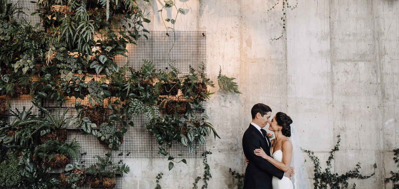 The Green Building Wedding – Brooklyn, New York – Hayley & Tim