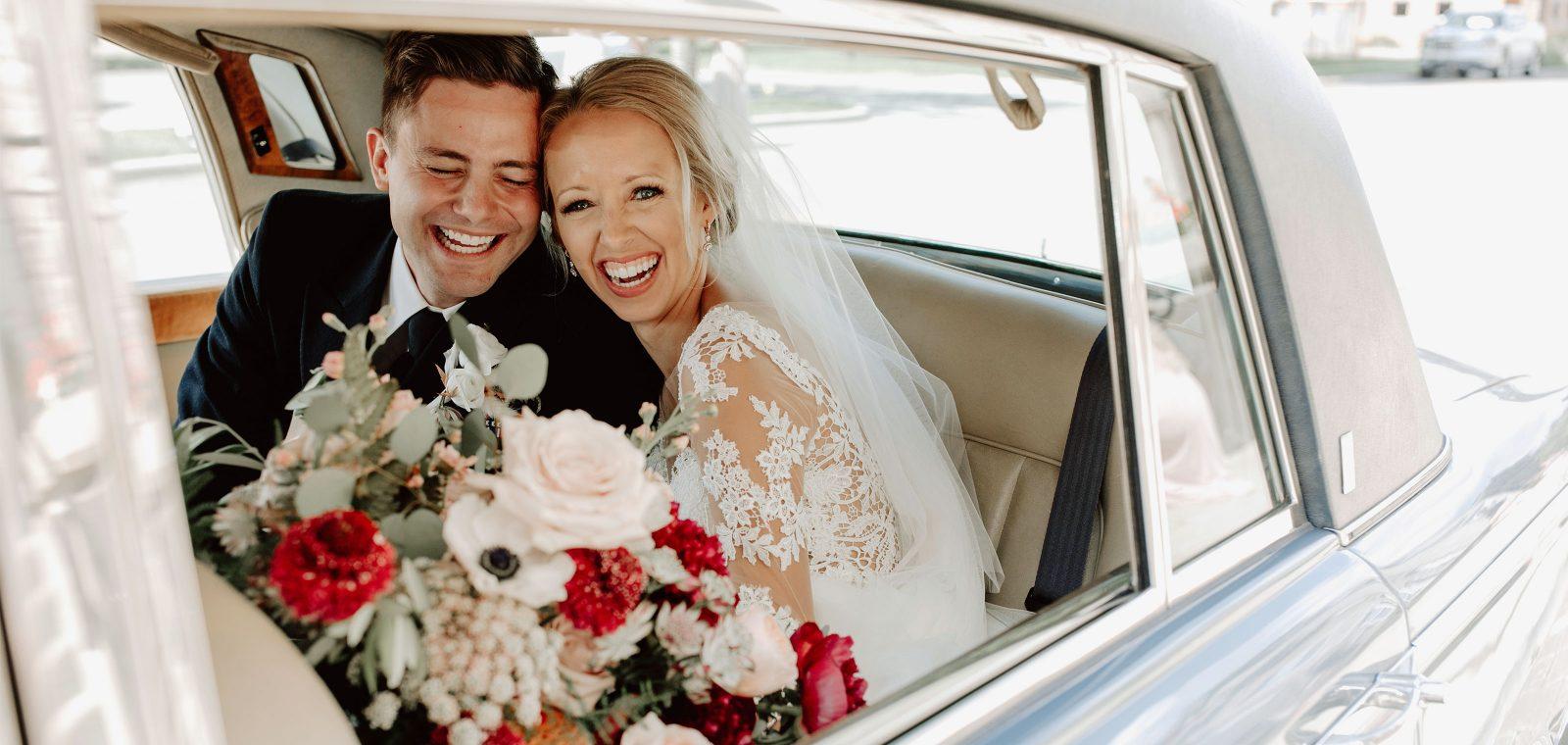 Classic Outdoor Wedding – Leah & Alex – Evansville, IN