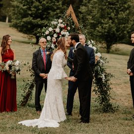 Fall Cedarwood Wedding – Nashville, TN – Kara & PJ